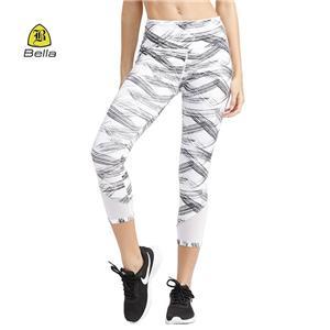 Dry Fit bingkap Fitness Gym Pakaian Wanita