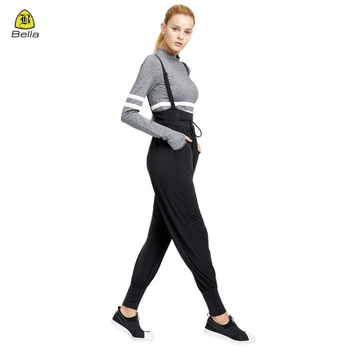 Loose Trousers Overalls Style Pants For Women