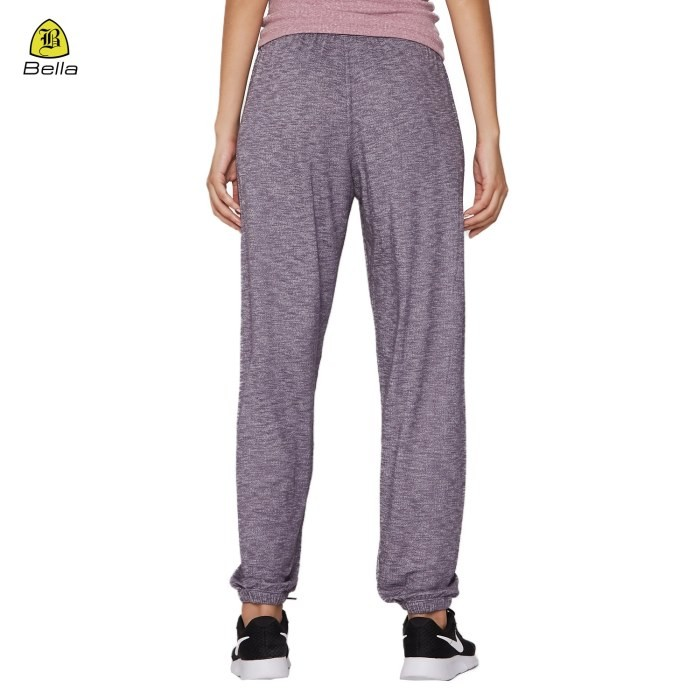 Training Striped Pant Women Baggy Joggers