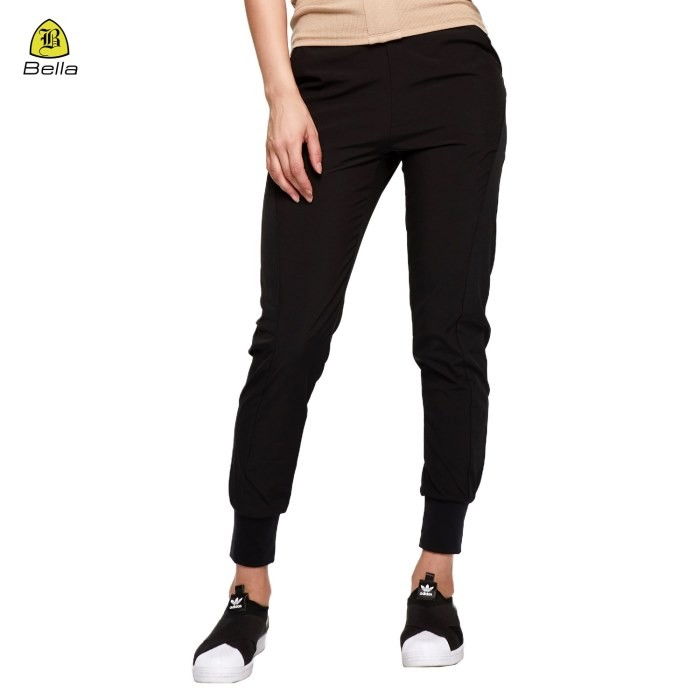 Pocket Sweat Pant Casual Joggers For Women