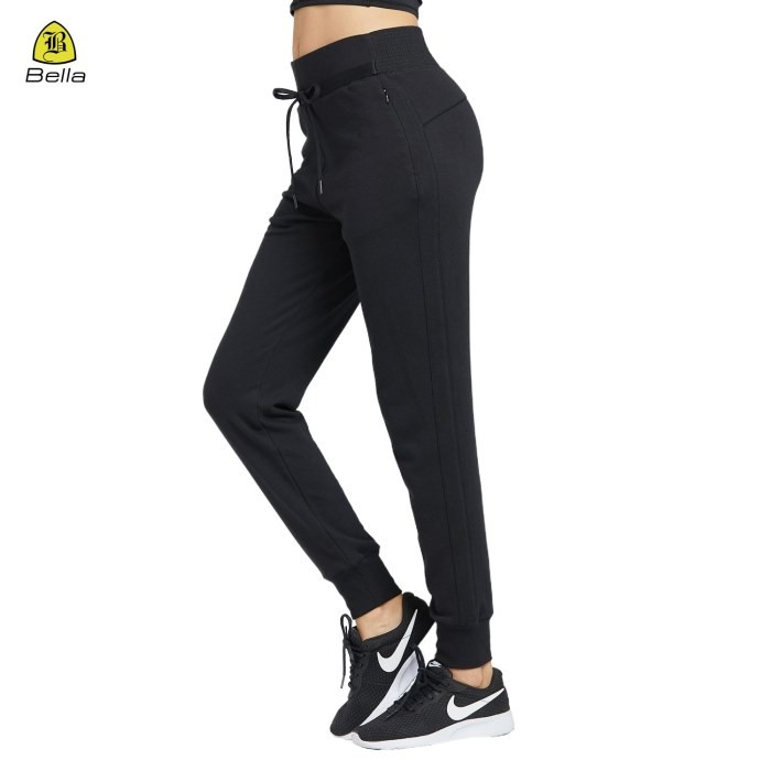 Drawstring Women Baggy Workout Sweatpants