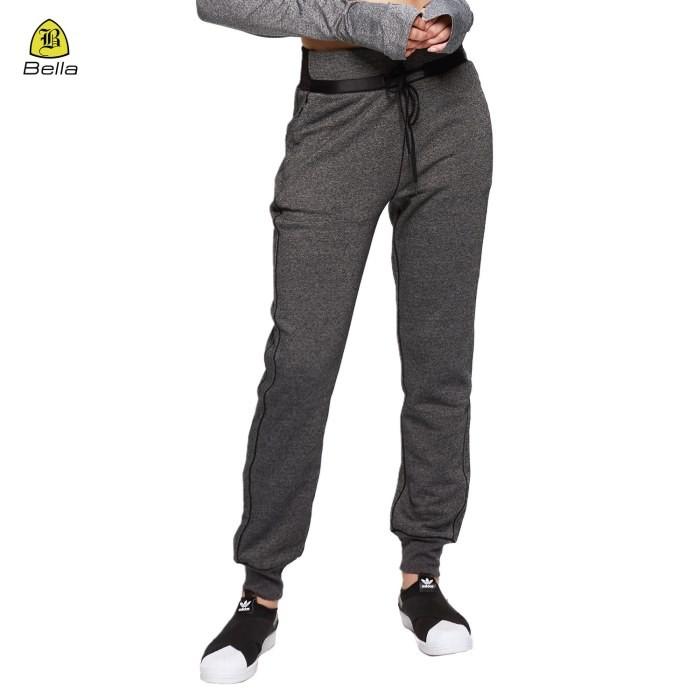 Drawstring Women Baggy Workout Sweatpants