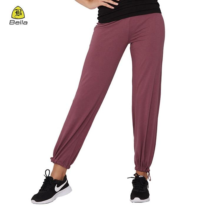 Ankle Length Harem Ladies Joggers Pants