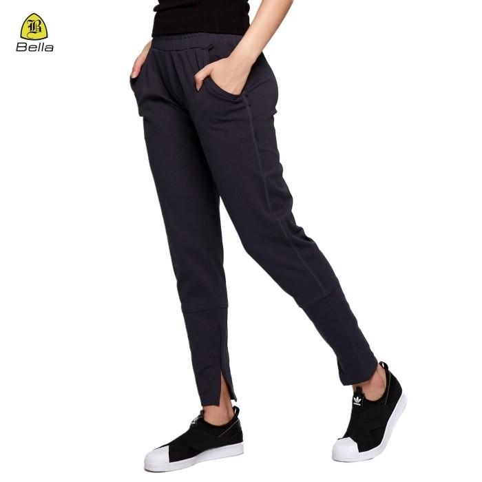 Mulheres Casual Sweatpants com bolsos