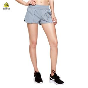 3D Pocket Fitness Women's Athletic Shorts