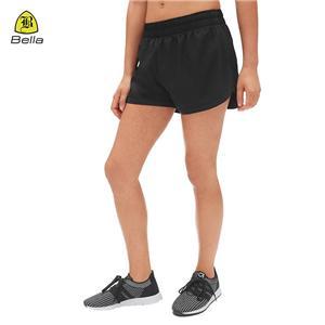 Longgar Kecergasan Wear Dance Wanita Jogging Pendek