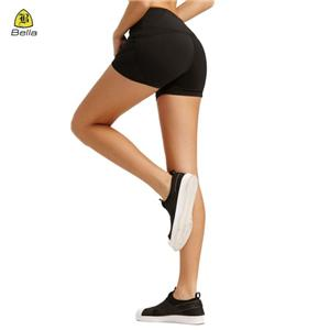 Exercise Womens Compression Yoga Short Gym