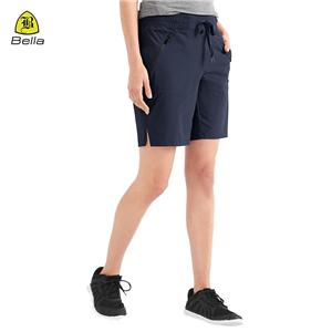 Quick Dry Active Shorts With Pockets Women