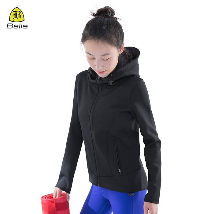 Zipper Active Wear Workout Jacket Women