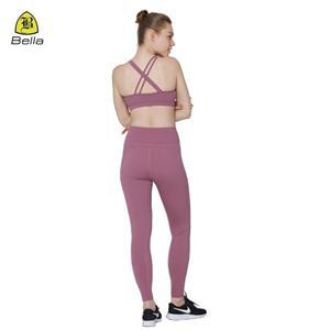 Backless Andningsbar Fitness Yoga Wear Set
