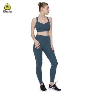Träning 2-deliga yogaset för kvinnor