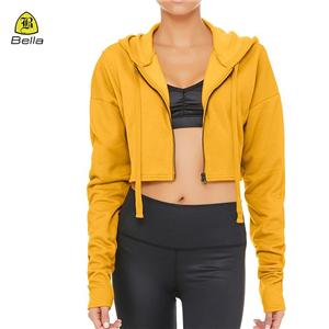 Lady Gym Clothes Running Fitness Jackets