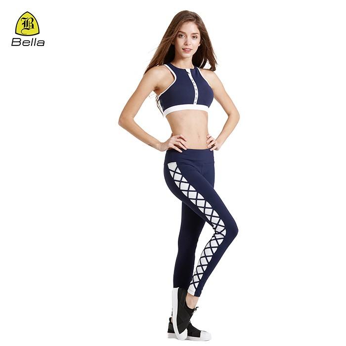 Set Kecergasan Wanita Summer Yoga Plus Size