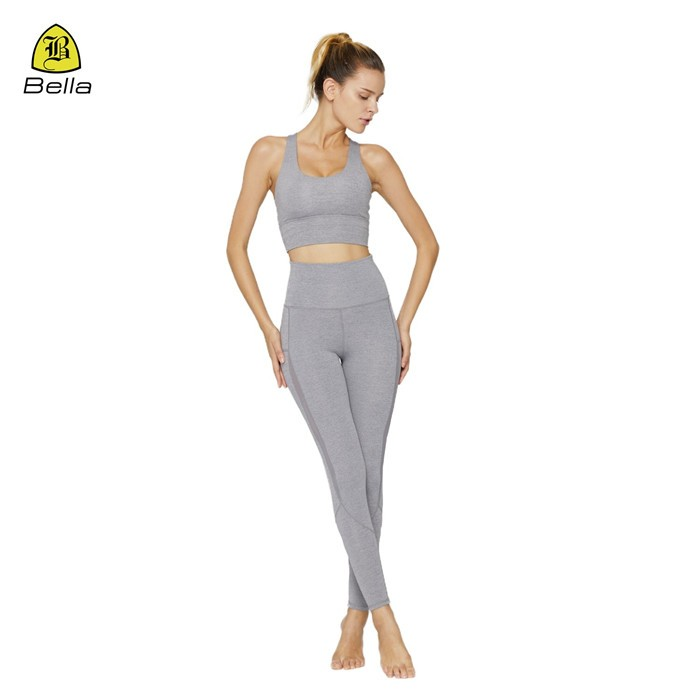 Yoga Clothing Fitness Bra And Leggings Sets