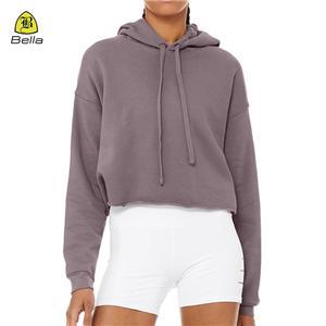Long Sleeve Running Wear Women Gym Hoodie