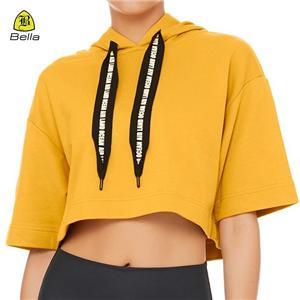 Fesyen Sukan Gim Hoodies wanita