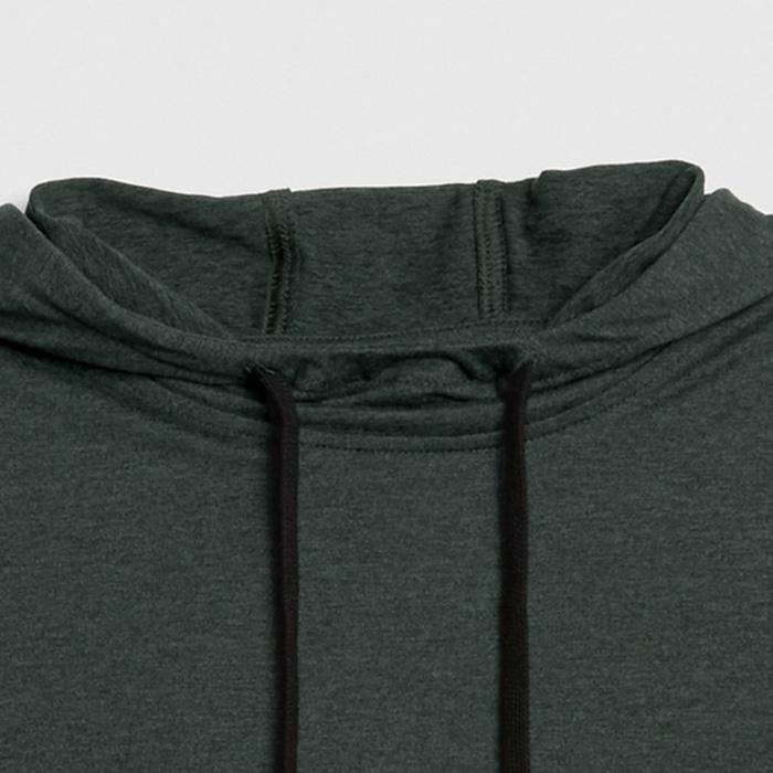 hoodies bahagian dipangkas