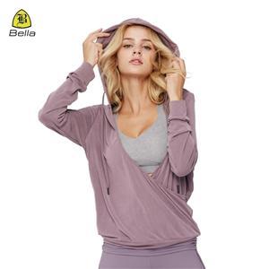 Fashion Active Wear Workout Hoodie Women