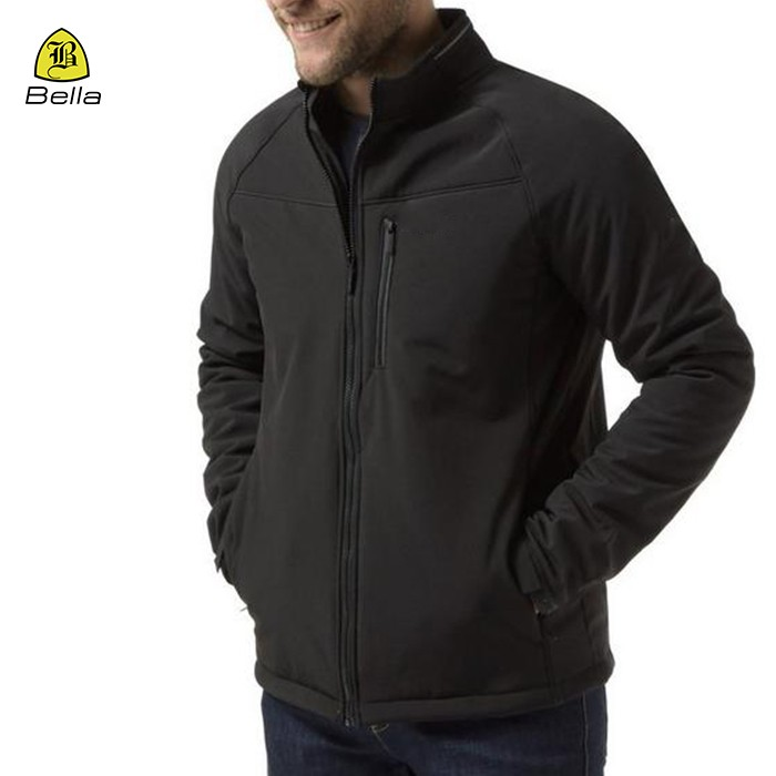 Blank Sports Clothes Workout Jackets Mens