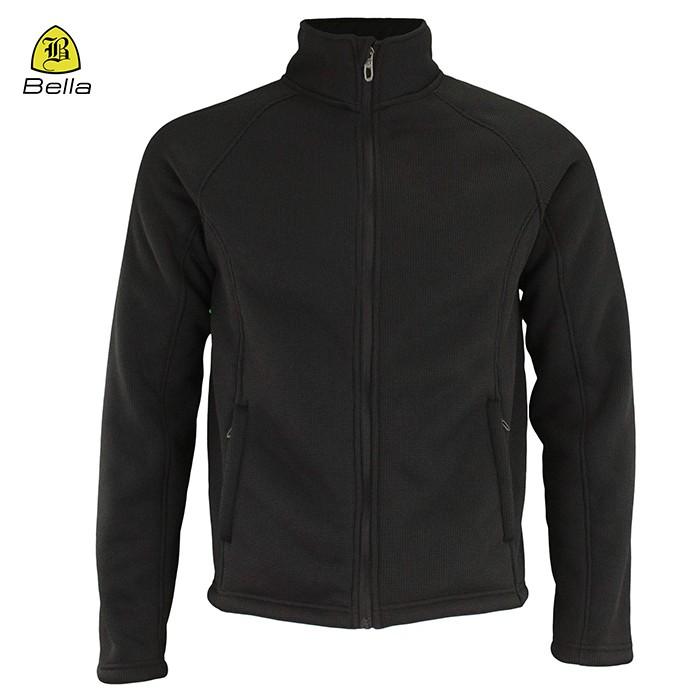 Long Sleeve Zip Collar Sports Jackets Men