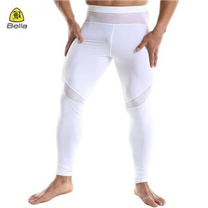 Mesh Yoga Dry Fit Men's Running Tights