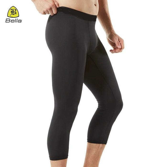 Dry Fit Men's Compression Gym Pants