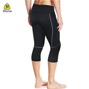 Back Zip Pocket Men Leggings Gym Fitness