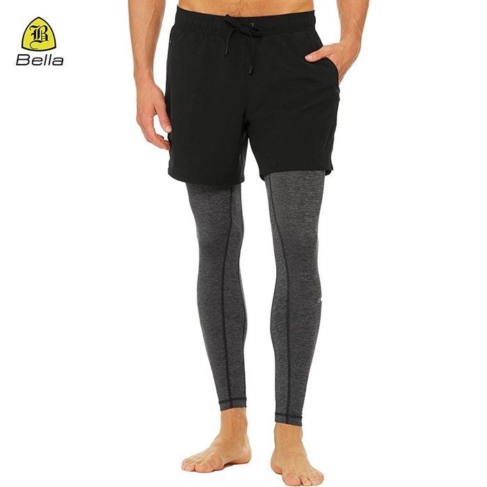 Plain Training Pants Running Joggers Men