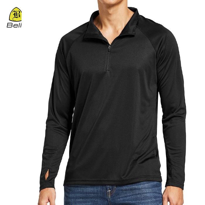 Baju Running lengan panjang Dry-fit lelaki