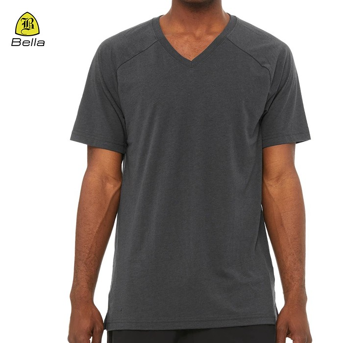 Blank Sports Top Workout Shirts Homem
