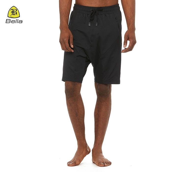 Loose Fit Gym Jogging Men's Fitness Short