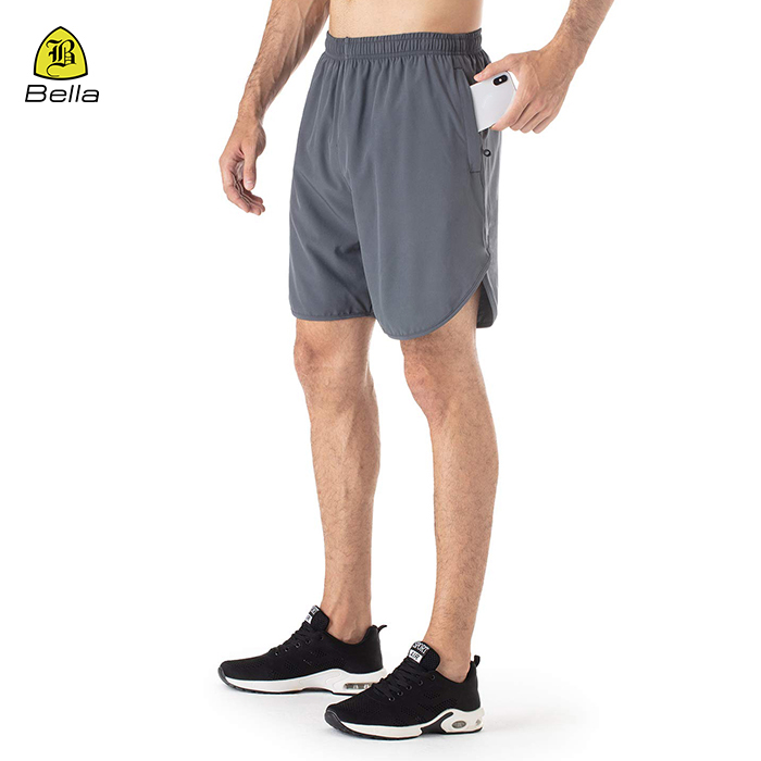 dry-fit running shorts