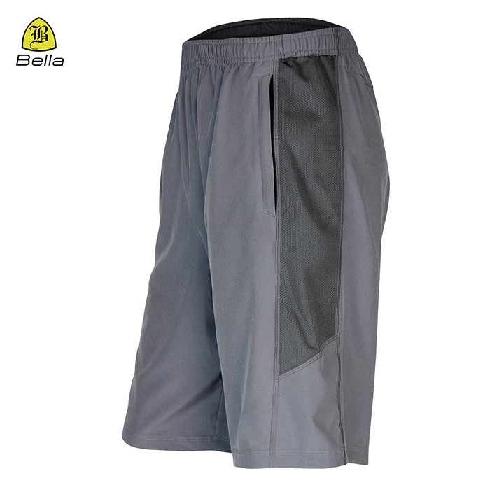 Training Dry Fit Man's Pockets Shorts Yoga