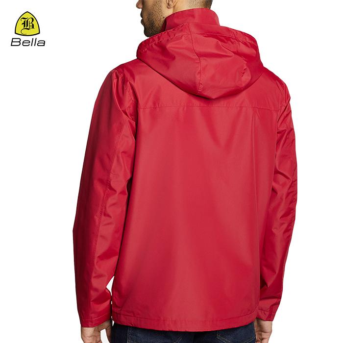 mens long sleeve hoodie