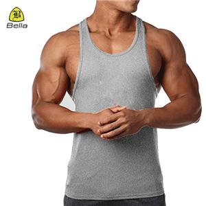 Fitness Weste Gym Mens Active Stringer