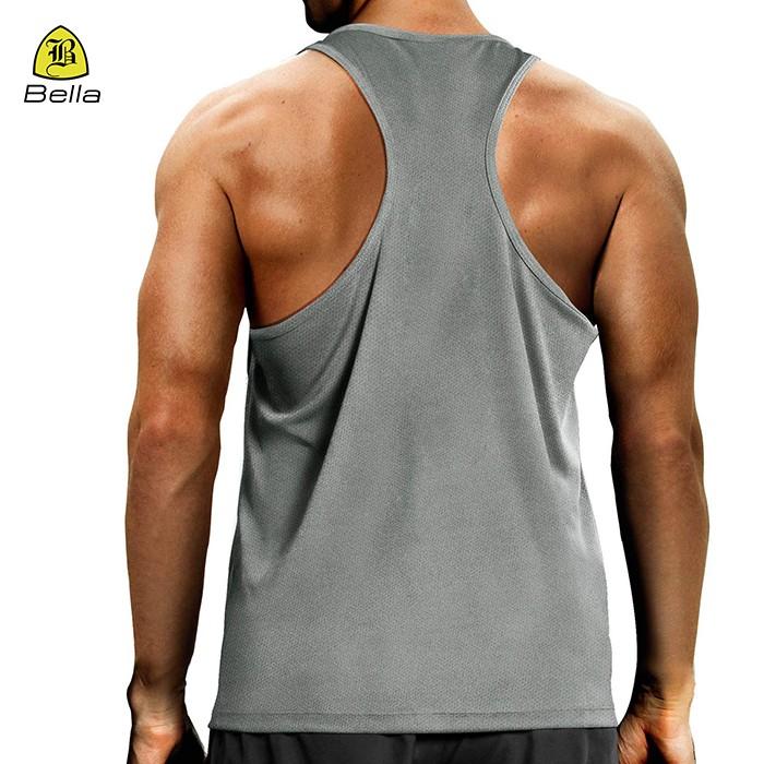 Athletic Sleeveless Man's Running Tank Top