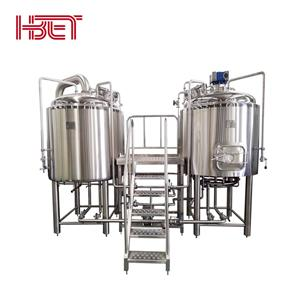 600L Craft Beer Brewery Equipment