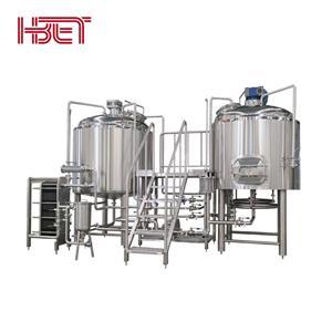 1000 Liter Mash Tun Lauter Tank Brew Kettle