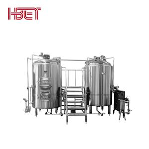 10bbl Direct Fire Heated Brewhouse