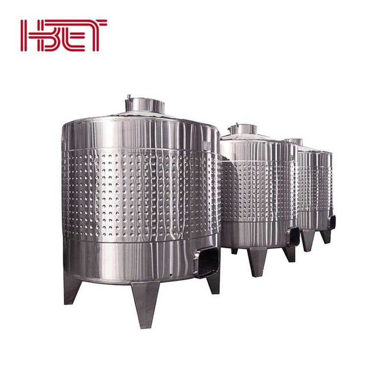Wine Fermentation Tank For Fermenting Equipment