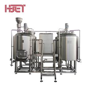 Electric Heated Commercial Beer Brewing