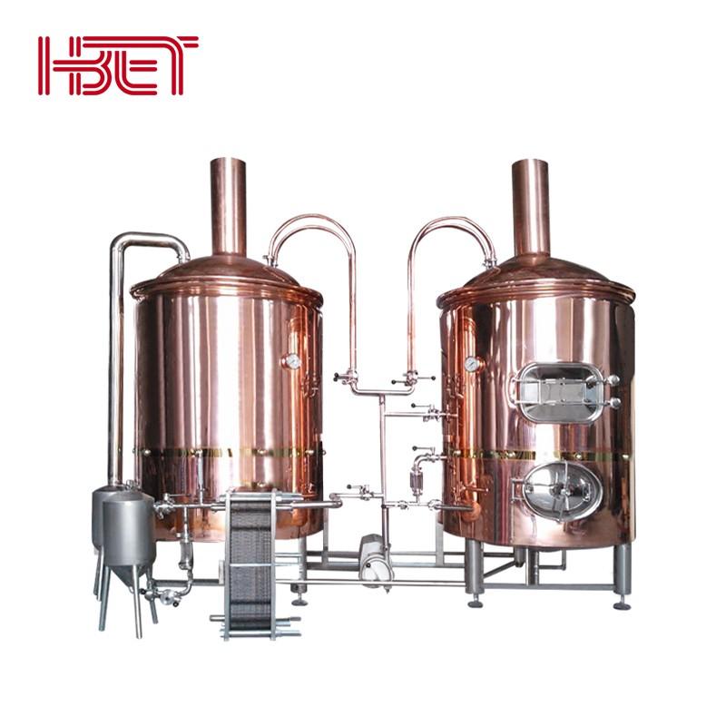 1000L Pub Copper Brewing Equipment