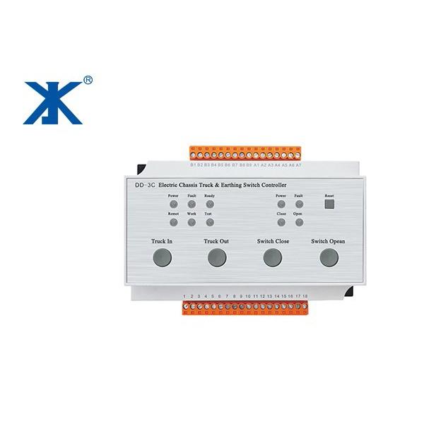 Контроллер для электрического заземлителя
