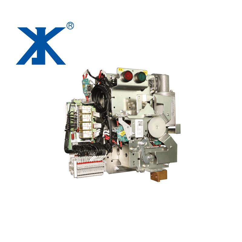 Zn-Ni Electrical Plating Operating Mechanism