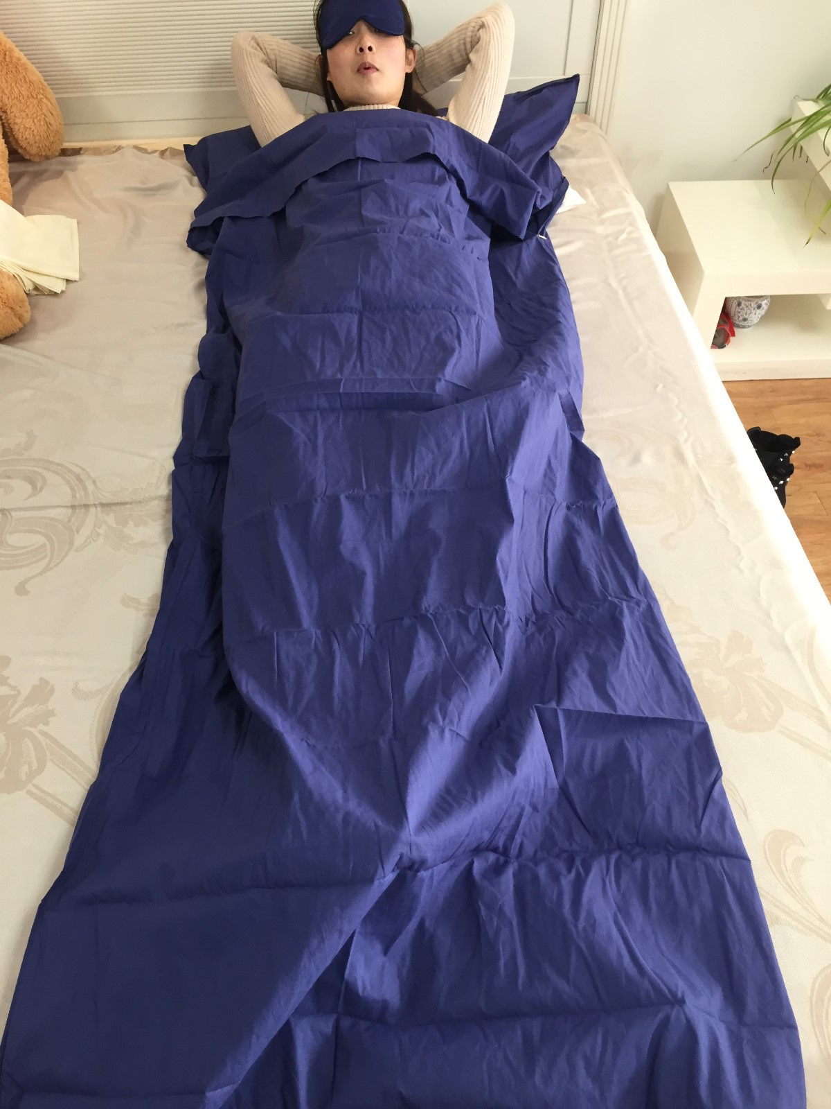 travel sleeping bag liner