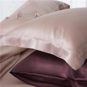 French Seamed Pure Silk Pillowcase