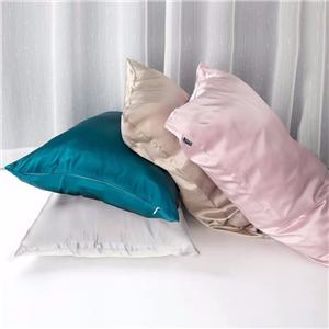100% Pure Charmeuse Silk Pillowcase 19mm