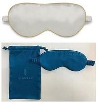 Adjustable Ribbon Of 100% Natural Silk Eye Mask
