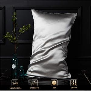 100% Nature Silk Pillowcases