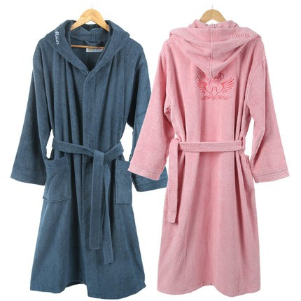 100% Natural Bamboo Robe For Woman And Man
